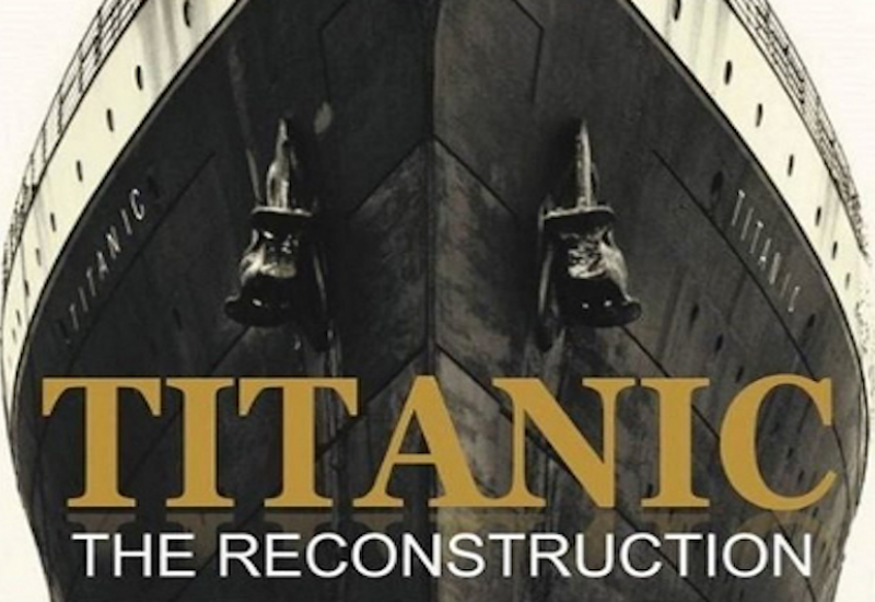 Titanic - The reconstruction